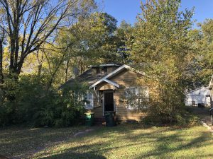 Short sale house Little Rock